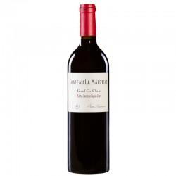 Ch. La Marzelle aop St Emilion Gd Cru Classé 2012 rouge 75 cl
