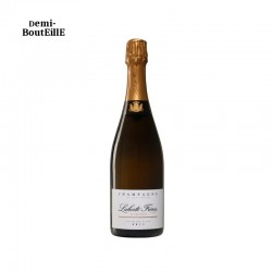Champ.Laherte BRUT TRADITION aop Champagne 1/2 blle blanc 37.5cl