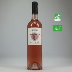 Les Fusionels NATUR'A vdf rosé 75 cl