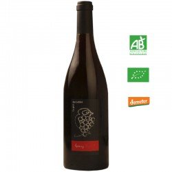 Part Du Colibri GAMAY Vincent Caillé vdf rouge 75cl