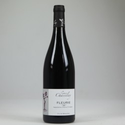 "Dom.Chasselay ""III"" aop Fleurie rouge 75cl"