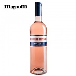 Dom.Magellan Magnum FRUIT DEFENDU rosé igp Hérault