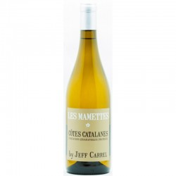 LES MAMETTES Jeff Carrel igp Côtes Catalanes blanc 75cl