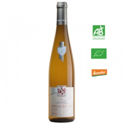 Camille Braun RIESLING EFFENBERG aop Alsace blanc 75 cl