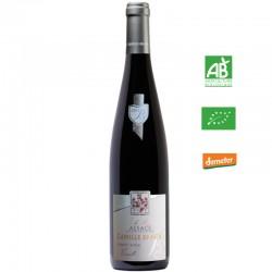 Camille Braun PINOT NOIR cuvée CAMILLE aop Alsace rouge 75 cl