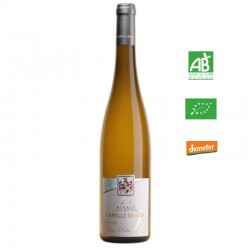 Camille Braun VENDANGES TARDIVES Riesling aop Alsace blanc 75 cl