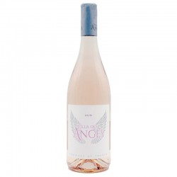 Jeff Carrel Villa des Anges igp Oc rosé75 cl
