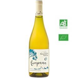 Ch.Beauregard Mirouze CAMPANA aop Corbières blanc 75cl