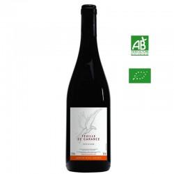 Dom.Rouge Garance FEUILLE DE GARANCE aop Côtes du Rhône