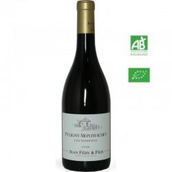 Dom.Jean Fery aop Puligny-Montrachet LES NOSROYES blanc 75cl