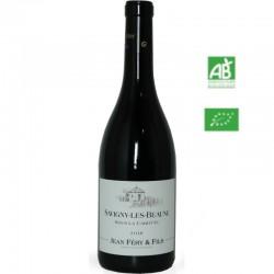 Dom.Jean Fery aop Savigny-Lès-Beaune SOUS LA CABOTTE rouge 75cl