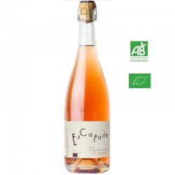 L'Epicourchois ESCAPADE Vin Pétillant Naturel brut rosé 75cl