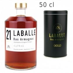 LABALLE GOLD 21 ANS BAS ARMAGNAC