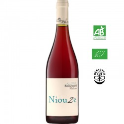 Beauregard Mirouze NIOUZE vdf  rouge 75cl