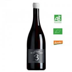 Vincent Caillé N°3 vdf rouge 75cl