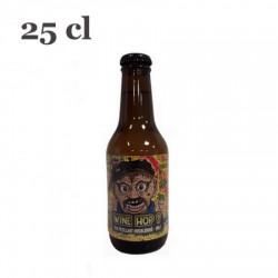 Wine Hop 2/3 Pétillant Vin aromatisé blanc 25 cl
