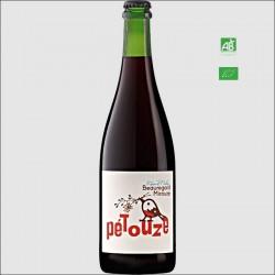 Beauregard Mirouze PETOUZE vdf pétillant   rouge 75cl