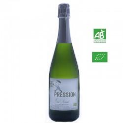 Ferme de Bois Moisset SANS PRESSION vdf blanc pétillant 75cl
