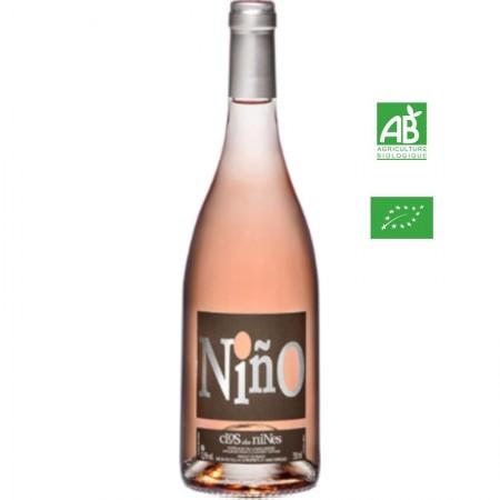Clos des Nines NINO Vin de France rosé 75 cl