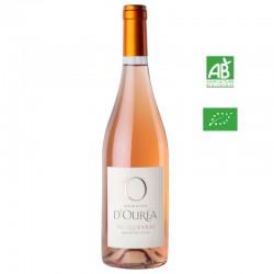 Dom.d'Ouréa aop Vacqeyras rosé 75 cl