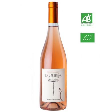 TIRE BOUCHON d'Ouréa Vin de Vaucluse rosé 75cl