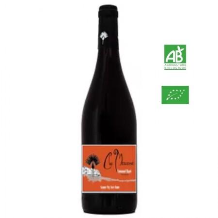 E.Haget CLOS MESSEME aop Saumur Puy Notre Dame rouge 75cl
