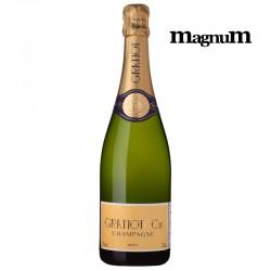 Gratiot & Cie ALMANACH N°1 Champagne blanc 150 cl