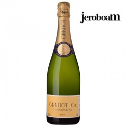 Gratiot & Cie ALMANACH N°1 Champagne blanc 300 cl