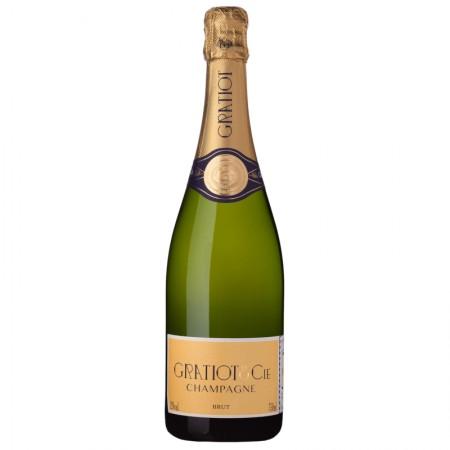 Gratiot & Cie ALMANACH N°1 Champagne blanc 75 cl