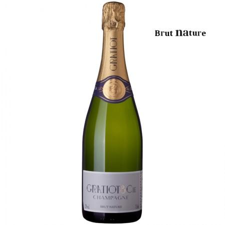 Gratiot & Cie ALMANACH N°0 Champagne blanc 75 cl