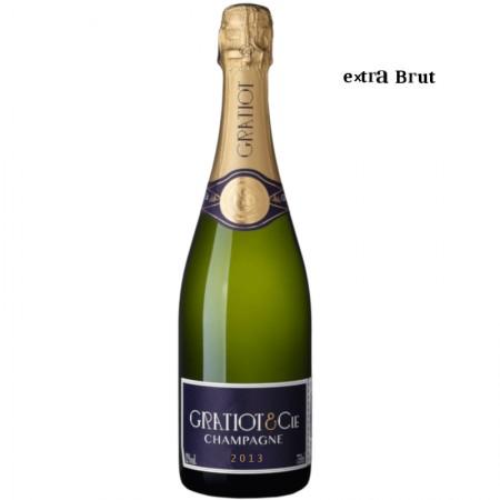 Gratiot & Cie ALMANACH N°4 Champagne blanc 75 cl