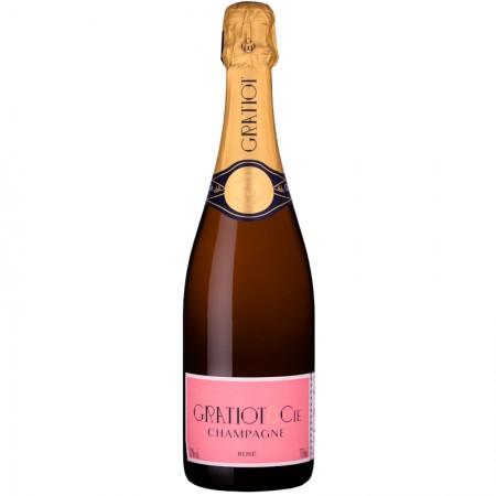 Gratiot & Cie ALMANACH N°3 Champagne rosé 75 cl