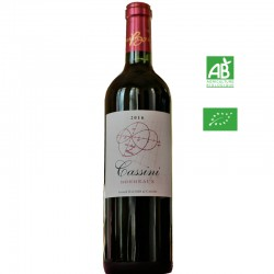 CASSINI aop Bordeaux rouge 75cl