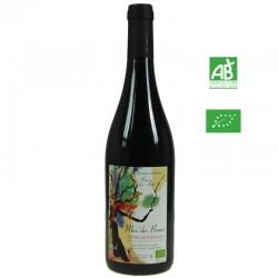 MAS DES BRUNES CUVEE DES ARTS igp Côtes de Thongue rouge 75cl