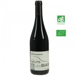 Dom.Jaulin-Plaisantin HAUTS & BAS aop Chinon rouge 75cl