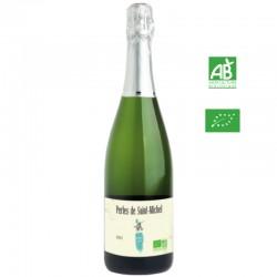Dom.Michel Bedouet LES PERLES Vin Mousseux blanc 75cl