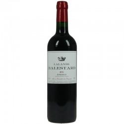 Lalande Balestard aop Bordeaux rouge 2015 75cl
